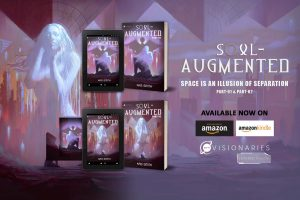 Soul Augmented book covers